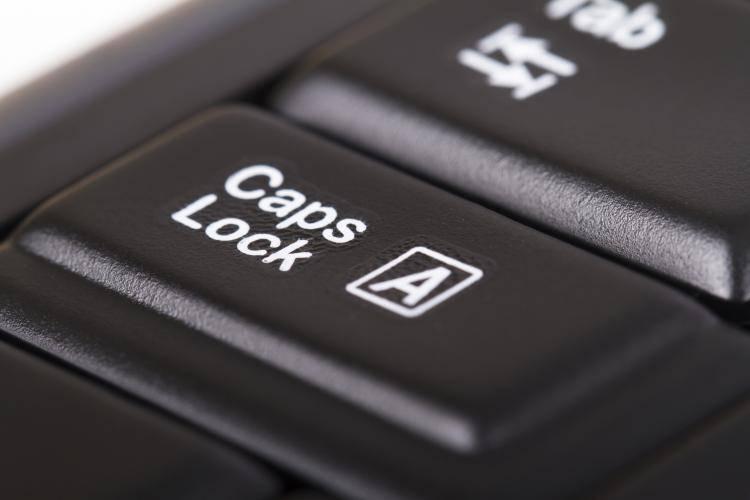 capslockslock