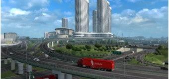 Euro Truck Simulator 2'ye Türkiye Haritası!