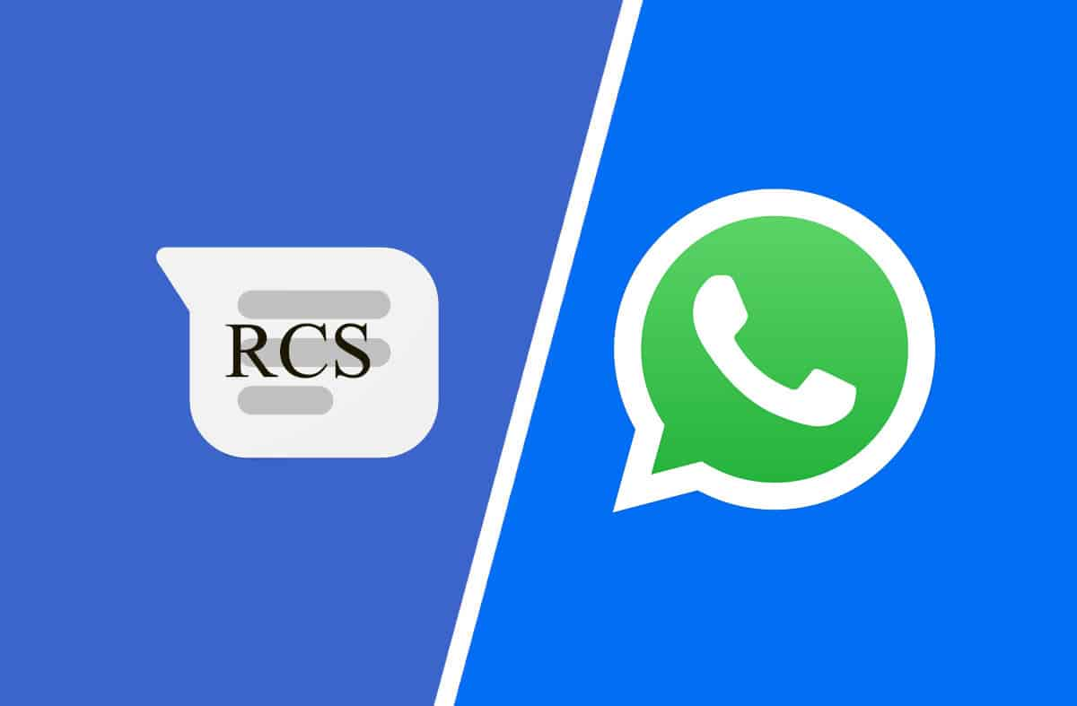 rcs whatsapp