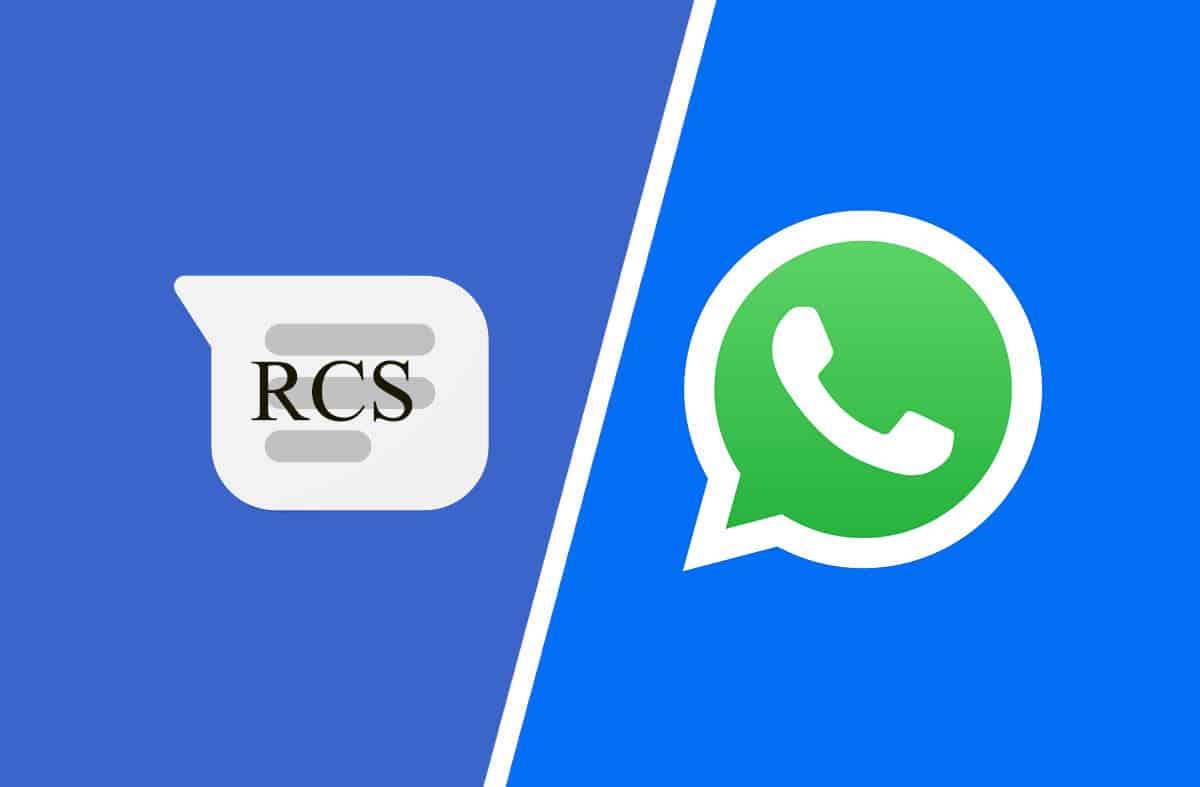 rcs whatsapp