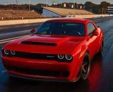 DODGE Challenger STR Demon