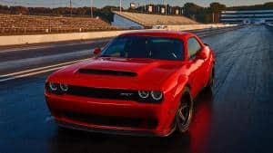 DODGE Challenger STR Demon