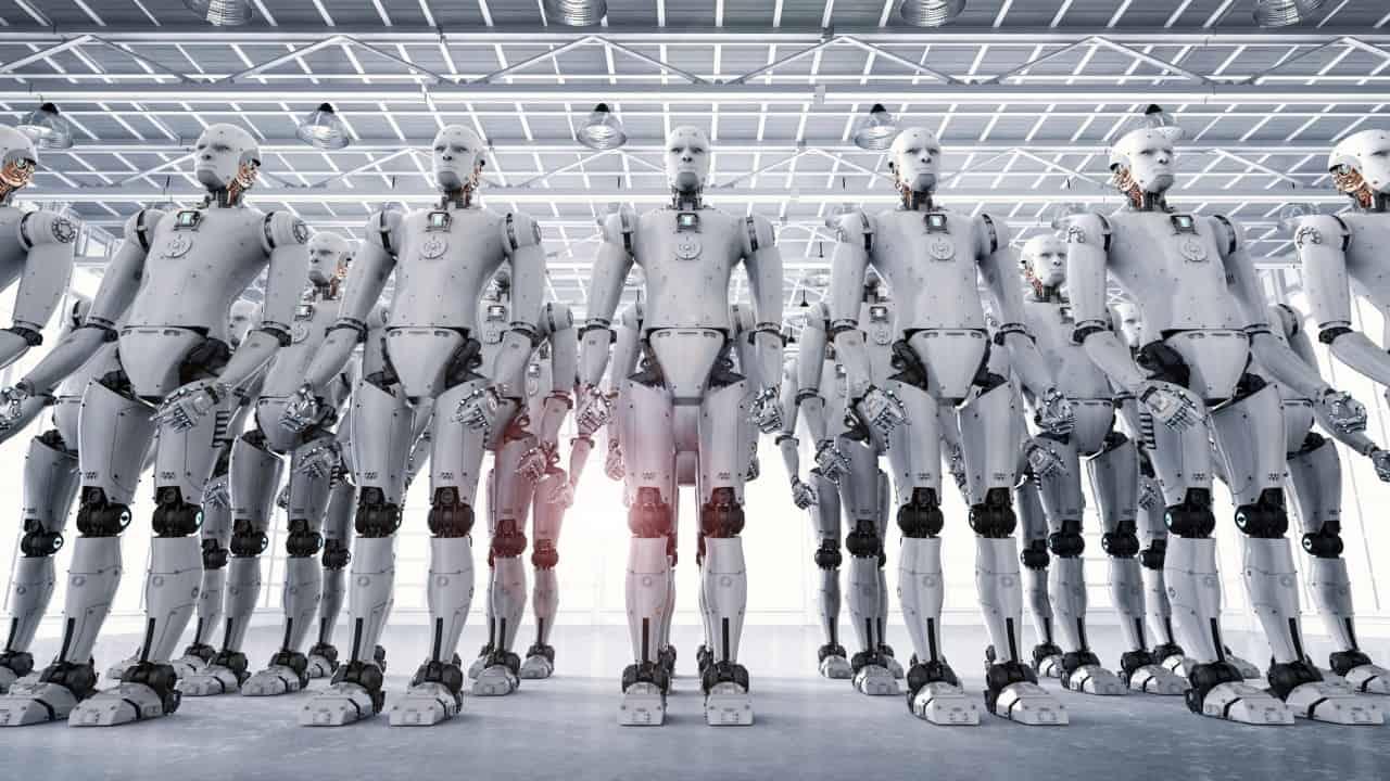 Dünyanın İlk Robot Kiralama Servisi