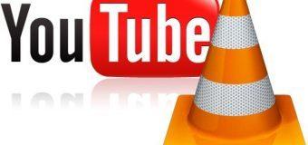 vlc youtube