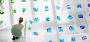 İşte Windows'un Değişen Başlat Logosu Ve Yeni Logoları