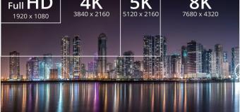 8K Nedir? 8K, 4K ve HD Arasındaki Fark Nedir?