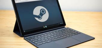 Google, Chromebook Cihazlara Steam Desteği Getirmek İçin Çalışıyor