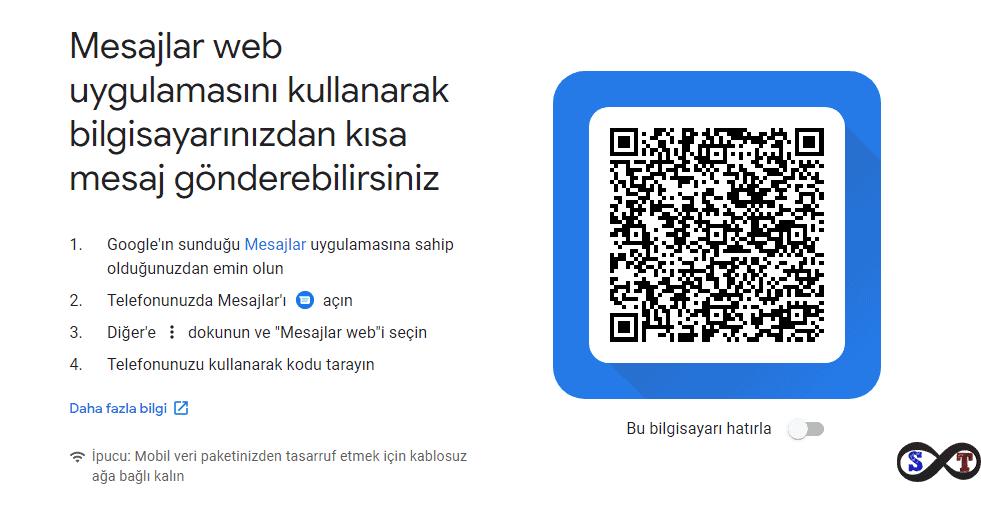 Google mesajlaşma