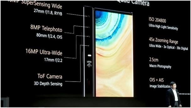 Huawei Mate XS Özellikleri