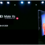 Yeni Katlanabilir Telefon Huawei Mate XS Barcelona'da Tanıtıldı