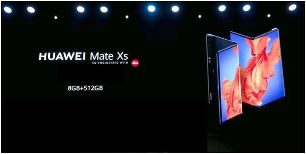 Huawei Mate XS s