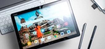Huawei Firmasının Yeni Tableti MediaPad M5 Lite Tanıtıldı