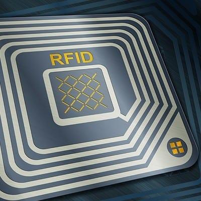 RFID etiket