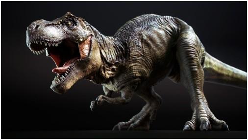 Tyrannosaurus Rex (T – Rex)