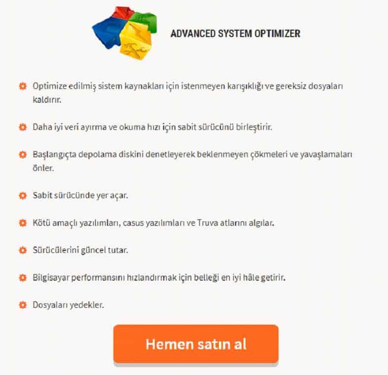 advanced system