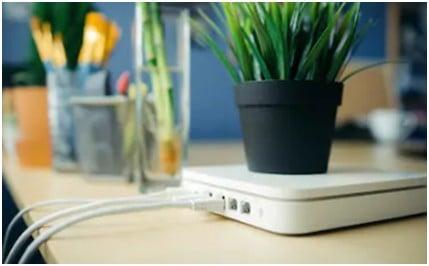 modem arayüzü