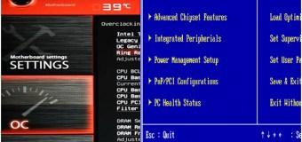 BIOS ve UEFI Arasındaki Fark Nedir?