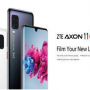 ZTE, Uzun Süredir Beklenen Axon 11 5G'yi Duyurdu