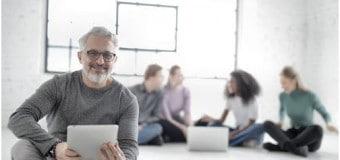 Orta Yaşlı İnsanlarda Teknoloji