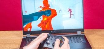 Gigabyte, 4K Ekrana Sahip Yeni Dizüstü Bilgisayarını Tanıttı