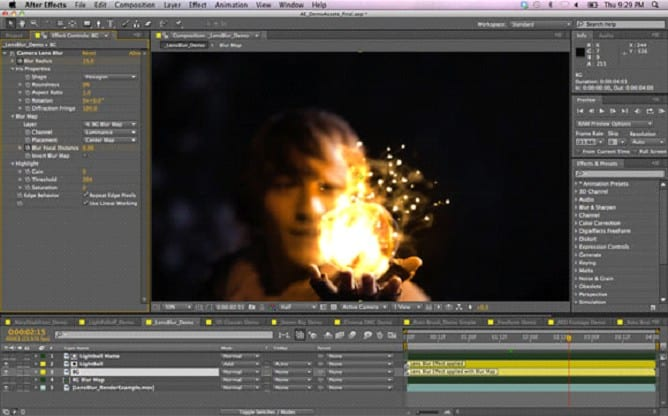 after effects animasyon