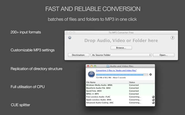 to mp3 converter