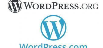WordPress.org ve WordPress.com Arasındaki Fark Nedir?
