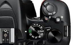 Nikon D3500+AFP 18-55 non VR DSLR Kamera Özellikleri