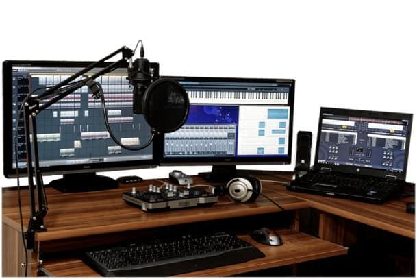 ses kayıt etme ekipmanları