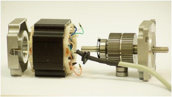 3d yazıcı mekanik