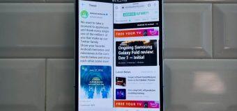 Yeni Sızıntıda Samsung'un En Ucuz Katlanabilir Telefonu Galaxy Fold Lite