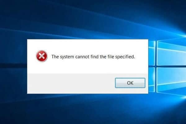 sistem dosyayı bulamıyor