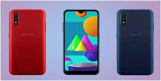 Samsung Galaxy M01s Özellikleri
