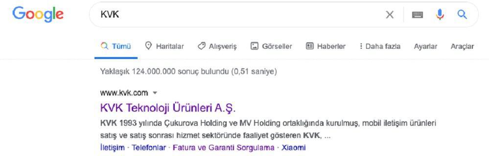 kvk google