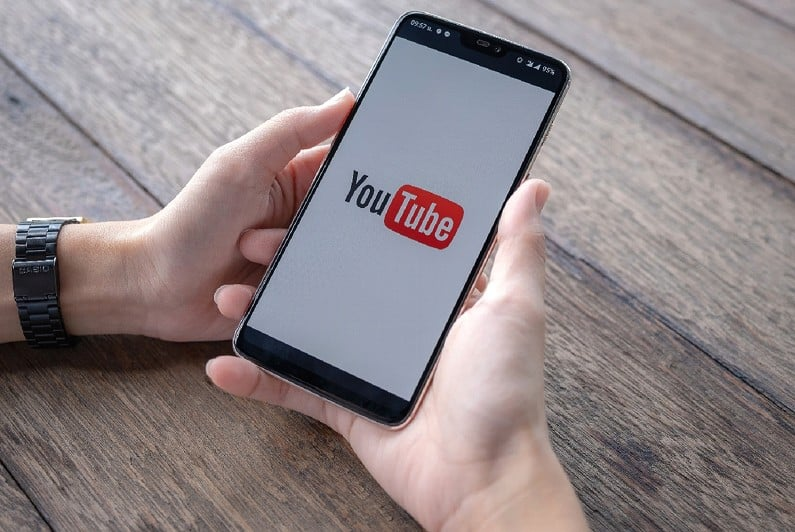 mobil youtube