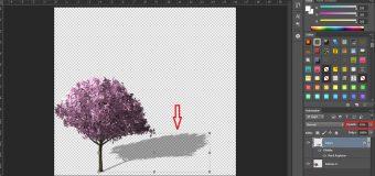 Photoshop CS6'da Nesnelere Gölge Verme İşlemi Nasıl Yapılır?