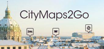 Çevrimdışı Harita Uygulaması City Maps 2Go Pro Offline Maps Özellikleri