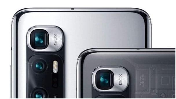 Xiaomi Mi 10 Ultra ekran özellikleri