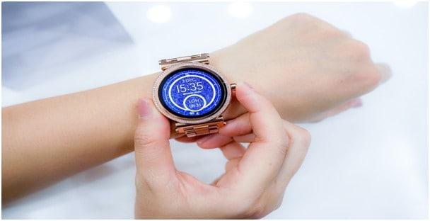 akıllı saat dahili depolama