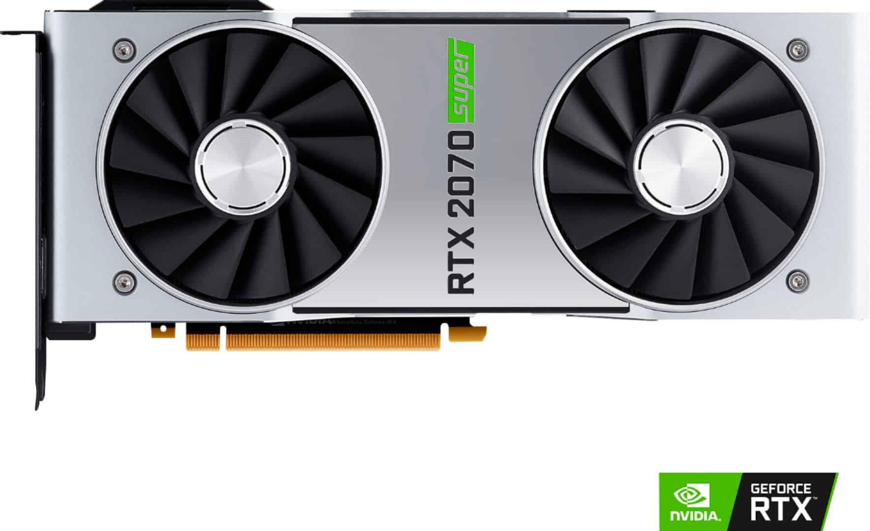 Nvidia GeForce RTX 2070 Süper
