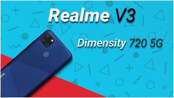 Realme V3 donanım özellikleri