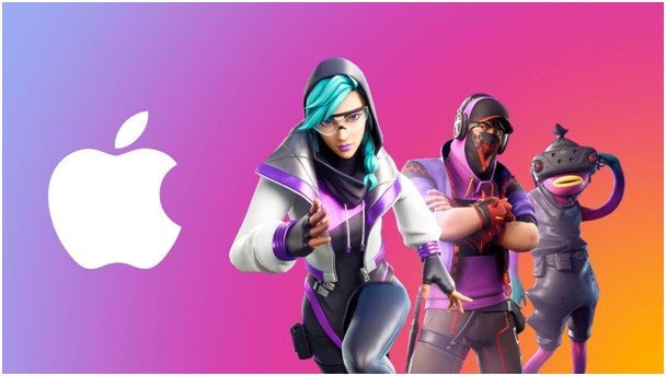 apple fortnite sorunu