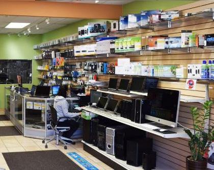 bilgisayar dükkanı