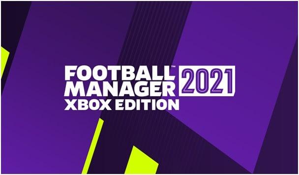 footbal maneger 2021 xbox