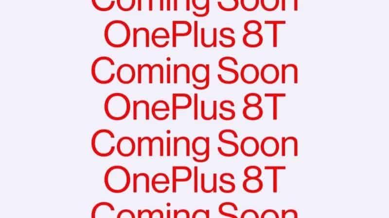 one plus 8t