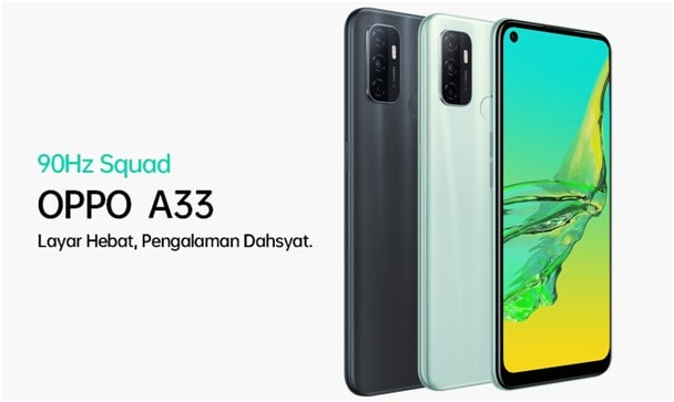 oppo a33 ekran özellikleri