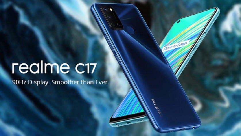 realme c17 özellikleri