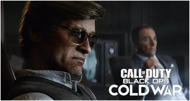 Call of Duty Black Ops Cold War Beta Sistem