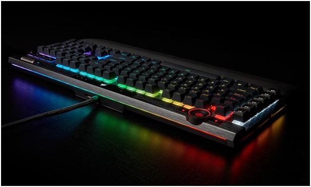 Corsair K100 klavye özellikleri