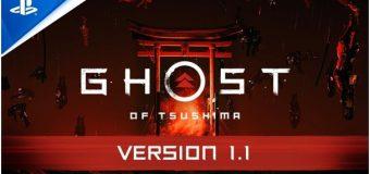 Ghost of Tsushima Versiyon 1.1 Güncellemesi Geliyor! İşte Güncellemenin Tüm Detayları